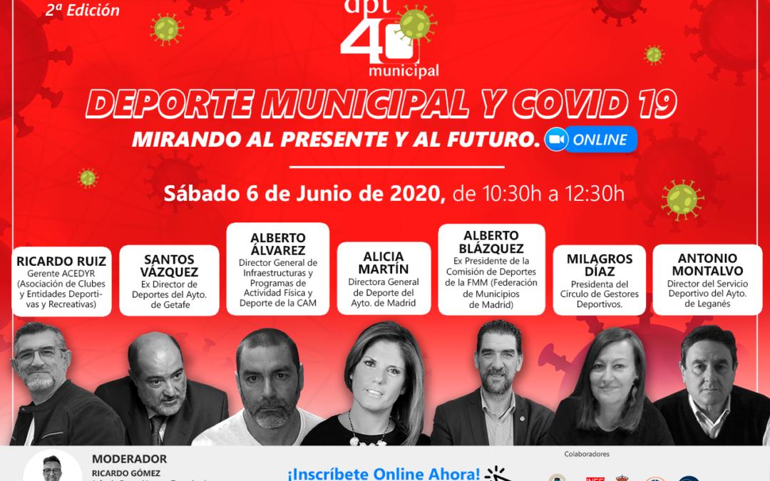 WEBIMAR DEPORTE MUNICIPAL 6 DE JUNIO 2020